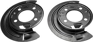 Dorman 924-226 1PR.Rear L&R Brake Dust Shield Backing Plate 52010141AC