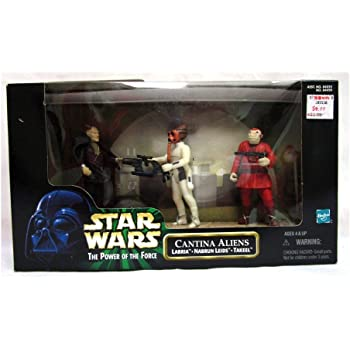 Labria Nabrun Leids Cantina Aliens Takee CS008 Hasbro Star Wars Power of The Force
