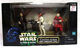Hasbro Star Wars - Power of The Force - Cantina Aliens - Labria, Nabrun Leids, Takee