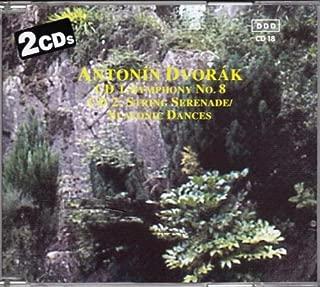 Antonin Dvorak (CD 1: Symphony No. 8; CD 2; Joseph Haydn: Symphony No. 82 C major