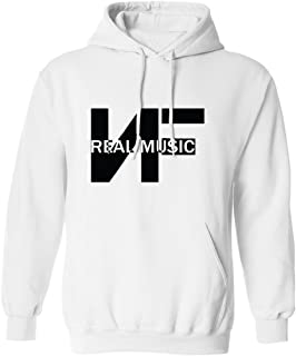 58dca5a26955e SHEKI APPAREL NF Real Music Mens Hoodie Hooded Sweatshirt