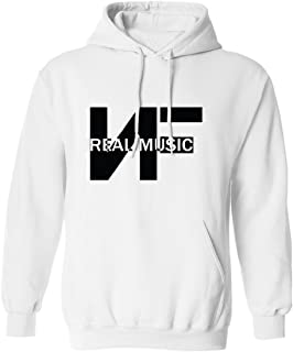 SHEKI APPAREL NF Real Music Mens Hoodie Hooded Sweatshirt