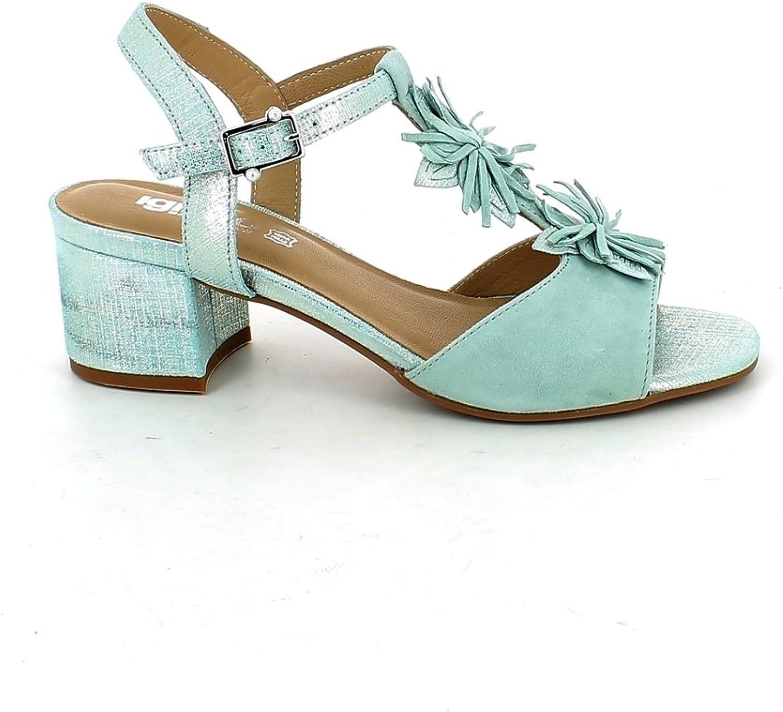 IGICO , Damen Damen Sandalen Grün grün  schnelle Antworten