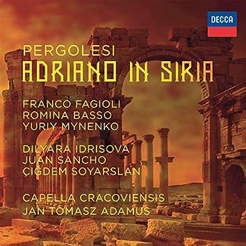 """Pergolesi: Adriano in Siria - """"Sul mio cor so ben qual sia Farnaspe"""""""