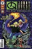 jonnys golden quest - JONNY QUEST #1, NM-, The Real Adventures, 1996, more Dark Horse in store