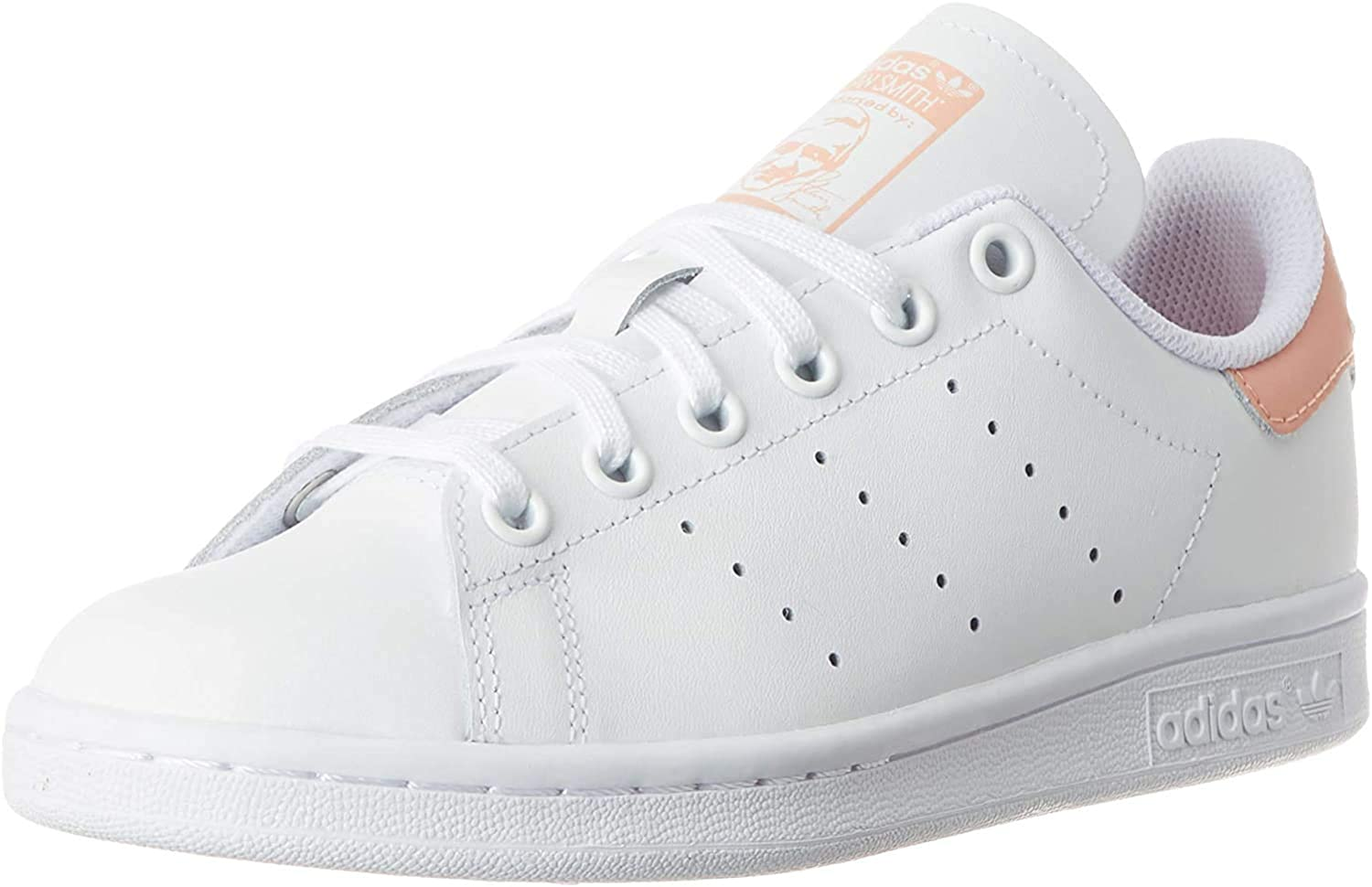 adidas Stan Smith J, Sneakers Basses Mixte : Amazon.fr: Chaussures ...