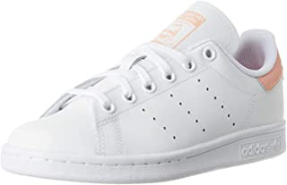 adidas Stan Smith J, Sneakers Basses Mixte