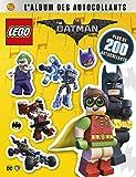 Le livre des autocollants Lego Batman Movie