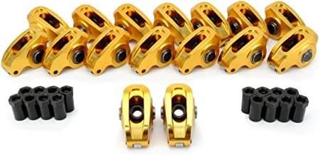 COMP Cams 19044-16 Ultra-Gold Aluminum Roller 1.6 Ratio, 7/16