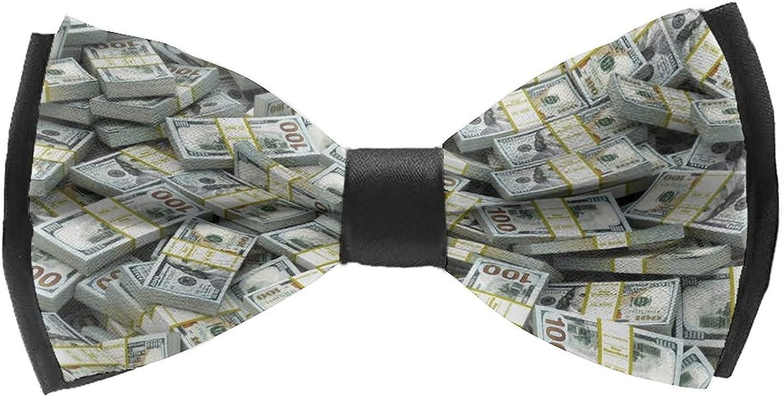 Self Bowtie for Formal Tuxedo Classic Cravat Ties For Men/Boys