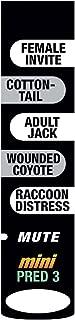 Extreme Dimension Wildlife Calls - Mini Phantom Sound Stick - Predator 3 - EDMSS710- Interchangeable Sound Stick - Coyote Call