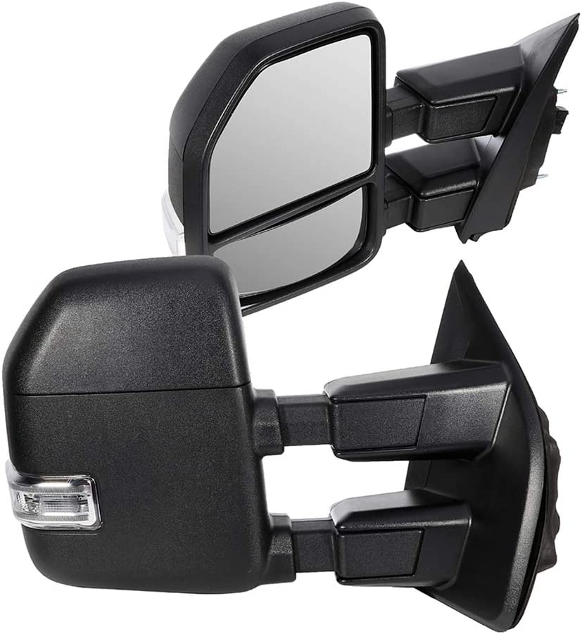 AUTOMUTO Max 65% OFF Tow unisex Mirrors Left and Side Power Right Towing He