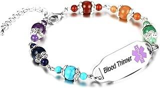 epipen medical alert bracelet
