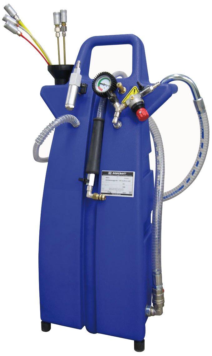 Rodcraft 8951081000 AK03 - Aspirador de Aceite Usado, 24 l: Amazon ...