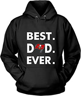 Tampa Bay Buccaneers Best Dad Ever T Shirt, Father's Day 2019 T Shirt - Hoodie