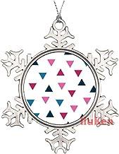 Zebra Seamless Pattern Design Colorful Fashion Christmas Ornaments,Christmas Tree Decoration Ornaments,Christmas Keepsake ...
