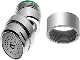 Mousseur A/érateur robinet /Économiseurs dEau bubbler Rempla/çable /Économie consommation deau outil de Cl/é /à molette,salle de bains lavabo cuisine A/érateurs pour robinet M24