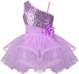 iEFiEL Neonata Bimba Pagliaccetto per Natale Abiti da Battesimo Cerimonia Compleanno Festa Baby Rompers Vestito per Principessa Body in Raso Elegante 2-24 Mesi