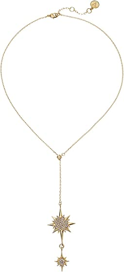 Slider Lariat Necklace
