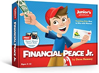 Best Financial Peace Junior Kit: Teaching Kids How to Win With Money Review
