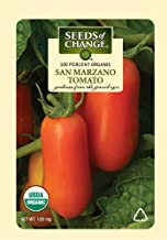 Seeds of Change Certified Organic San Marzano Paste Tomato 50 Seed Count