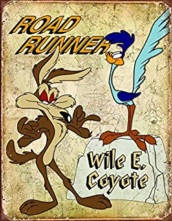 Best wile e coyote sign Reviews