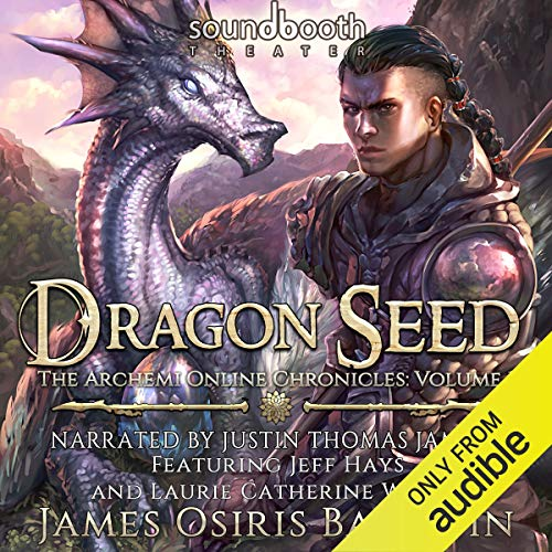 Couverture de Dragon Seed