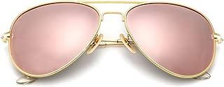 Polarized Aviator Sunglasses for Women and Men