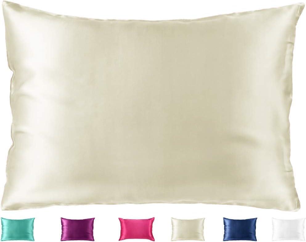 Bkofashion Albuquerque Mall Mulberry Silk Pillowcase Limited time trial price - Mate 100% Organic Natural