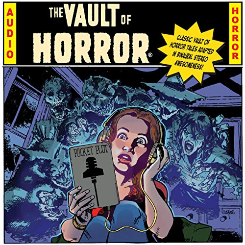 EC Comics Presents...The Vault of Horror! cover art