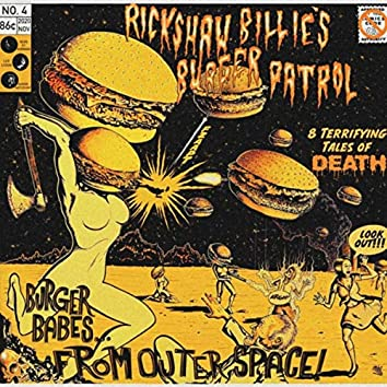 Burger Babes...From Outer Space!