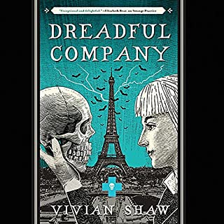 Dreadful Company audiobook cover art