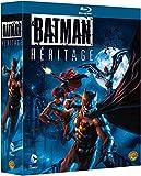 Batman Héritage: Le fils de Batman + Batman vs robin + Mauvais sang - Blu-ray - DC...
