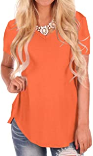 57dede3796022 Amazon.com: Oranges - Tops, Tees & Blouses / Clothing: Clothing ...