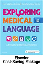 Exploring Medical Language - Text and Elsevier Adaptive Learning Package