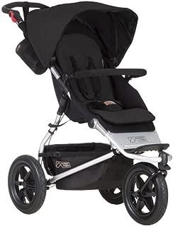 Mountain Buggy Urban Jungle Stroller - Black