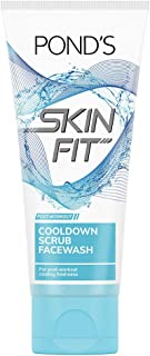 Pond's Skin Fit Post Workout Cooldown Scrub Facewash, 100 g