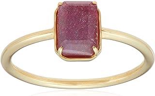 sowi 【K10】全息图 红宝石 戒指