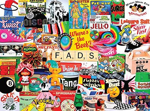 1000 piece collage puzzles - 9