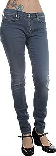 Hudson Women's Krista Super Skinny in Unfiltered (Blue/Grey Wash) Unfiltered (Blue/Grey Wash) Jeans 28 X 30