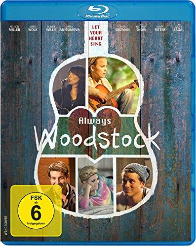 Always Woodstock [Blu-ray]
