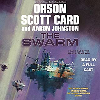 The Swarm cover art