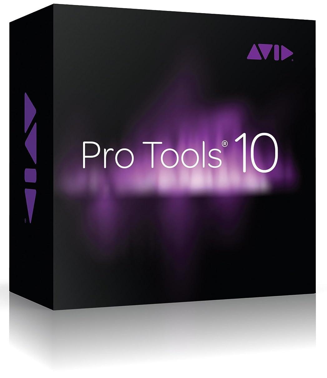 ミンチバブル原稿【国内正規品】 AVID ProToolsソフトウェア Pro Tools 10 for Students (DVD-ROM版) EDU (アカデミック版?学生用) PT10FORTEACHERS