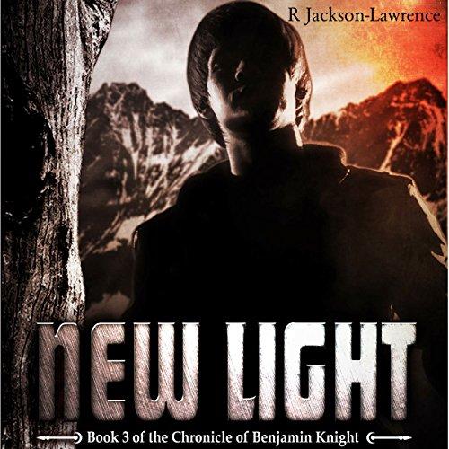 New Light audiobook cover art
