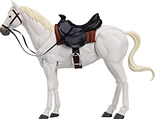 マックスファクトリー figma 馬 ver.2 [白] ノンスケール ABS&PVC製 塗装済み可動フィギュア