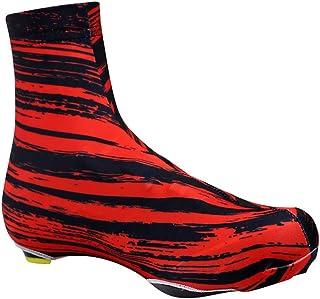 防水靴カバー 自転車の靴のカバー、女性のための防水レインブーツの靴のカバー男性 - 黒のアンチスリップ再利用可能な洗える雨の雪のブーツカバー自転車オートバイのブーツの靴カバーレインスーツ/ギアMTB自転車Bi防水靴のカバー