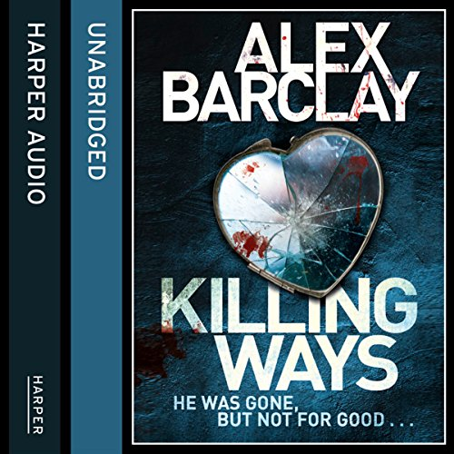 Killing Ways audiobook cover art