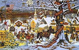 Best charles wysocki winter prints Reviews