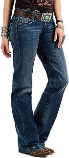 Western Jeans Womens Jayley Fit Medium Wash CB13054001