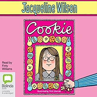 Cookie                   By:                                                                                                                                 Jacqueline Wilson                               Narrated by:                                                                                                                                 Finty Williams                      Length: 6 hrs and 28 mins     45 ratings     Overall 4.6